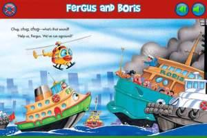fergus ferry hd app
