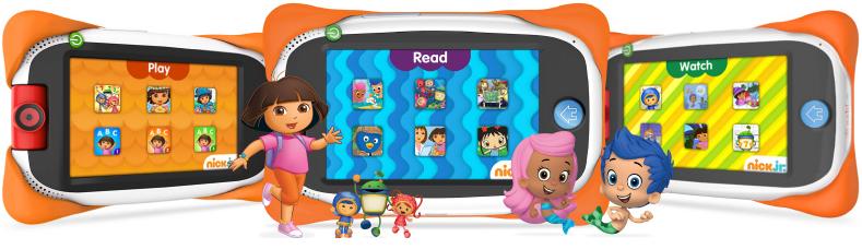 Nabi Jr. NICK Jr. Edition Review  The Digital Parenting Blog